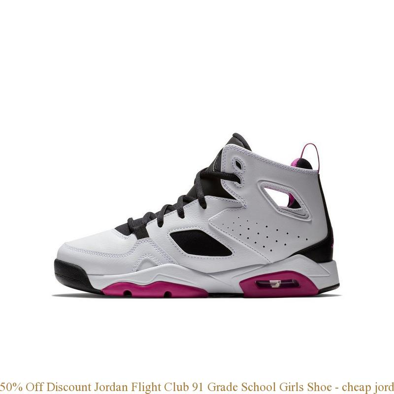 revendeur fc36c 5c646 50% Off Discount Jordan Flight Club 91 Grade School Girls Shoe - cheap  jordans size 6 - S0137