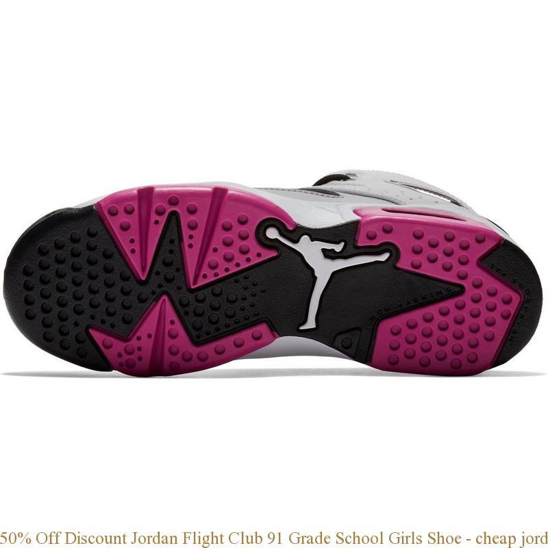 pretty nice 170d3 4cb74 50% Off Discount Jordan Flight Club 91 Grade School Girls Shoe – cheap  jordans ...