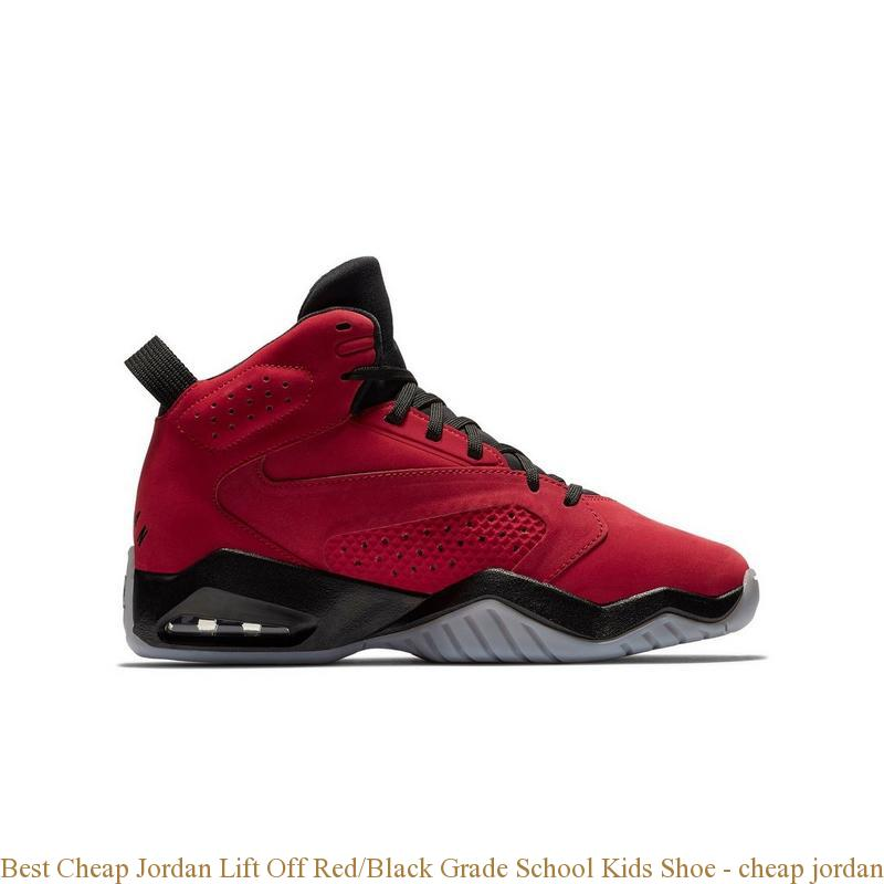 35c672b033d Best Cheap Jordan Lift Off Red/Black Grade School Kids Shoe - cheap jordans  for sale near me - R0308