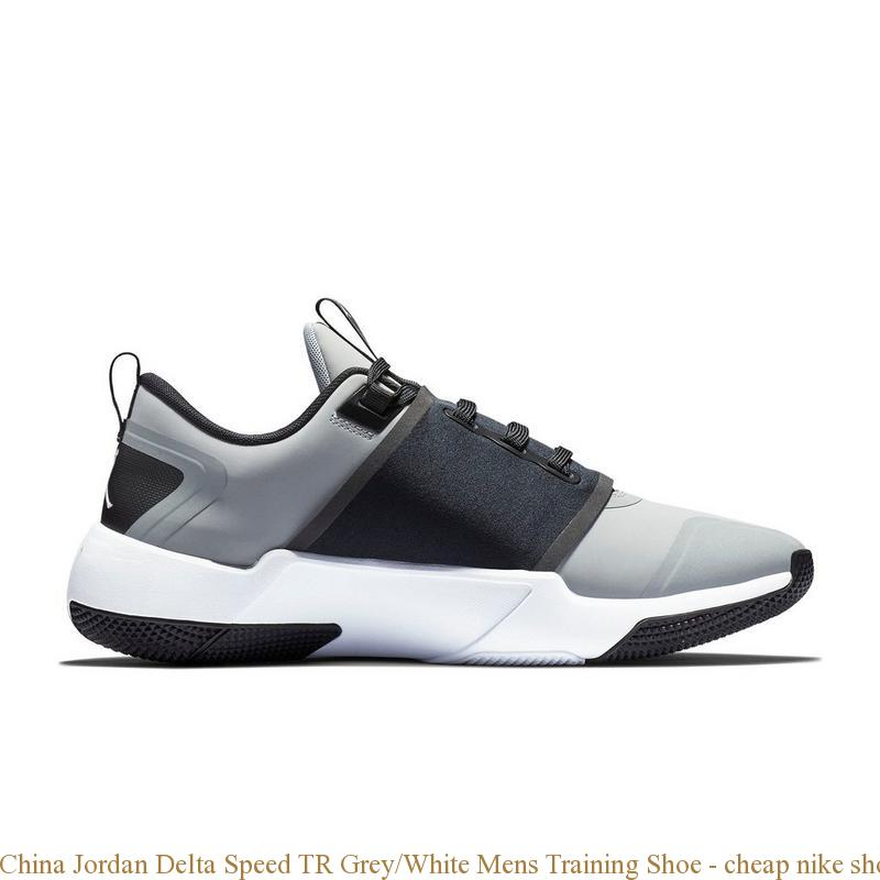 5ed6031fadd07b China Jordan Delta Speed TR Grey White Mens Training Shoe – cheap nike ...