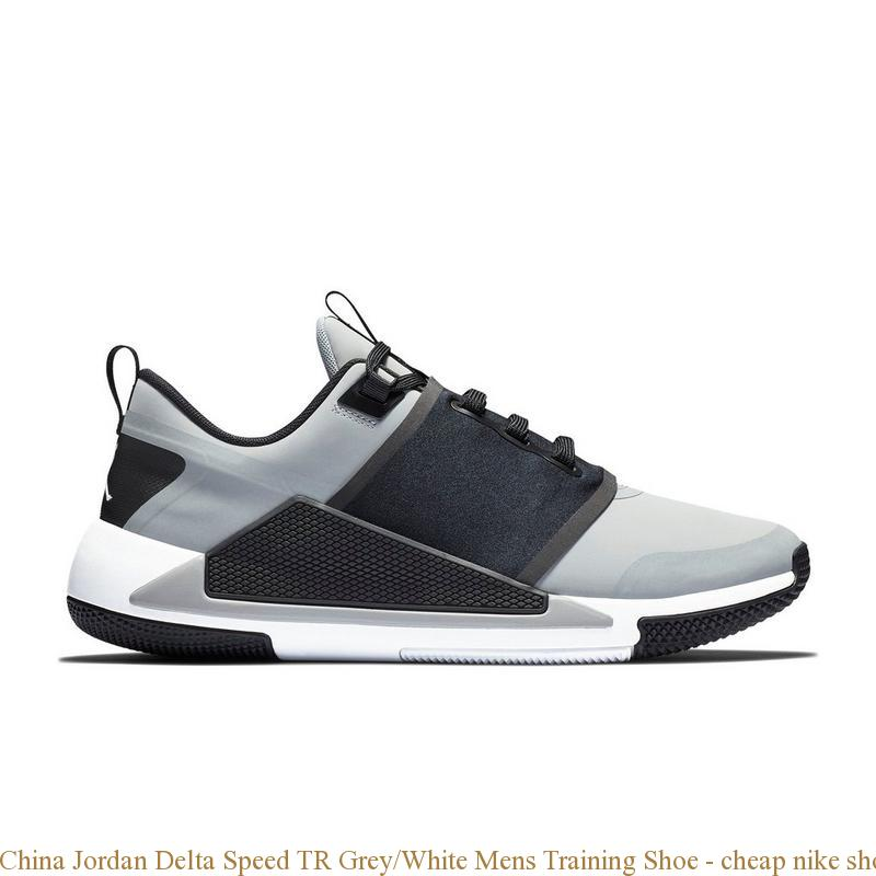 0a2df64f493 China Jordan Delta Speed TR Grey/White Mens Training Shoe - cheap nike  shoes nz - Q0318