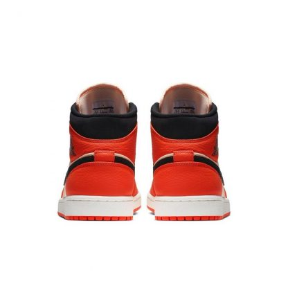 d6ff0e99f09d40 Perfect Jordan 1 Mid SE Team Orange Crimson Mens Shoe – cheap ...